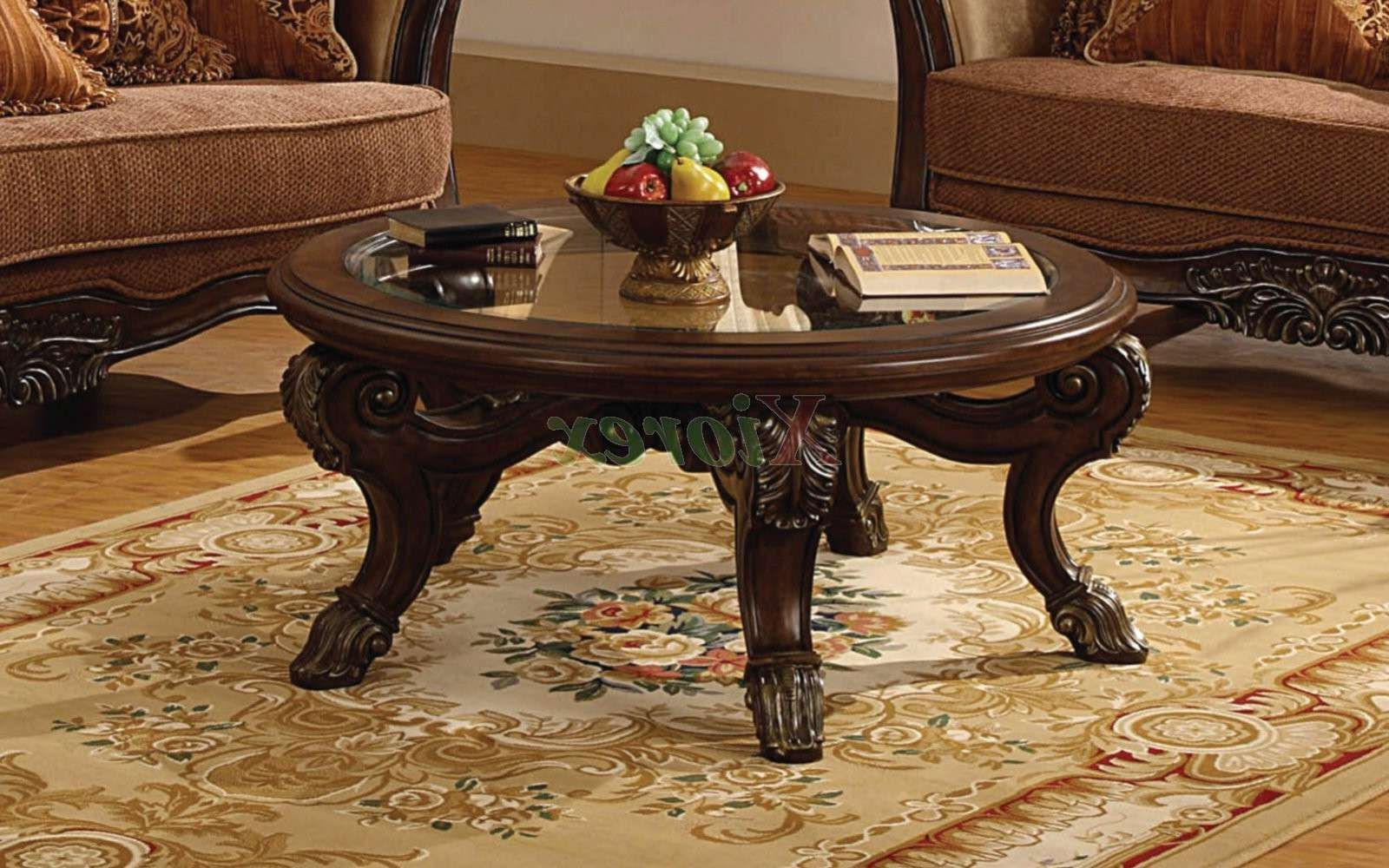 2018 Dark Brown Coffee Tables Regarding Corvi Square And Round Coffee Tables Mississauga (View 10 of 20)