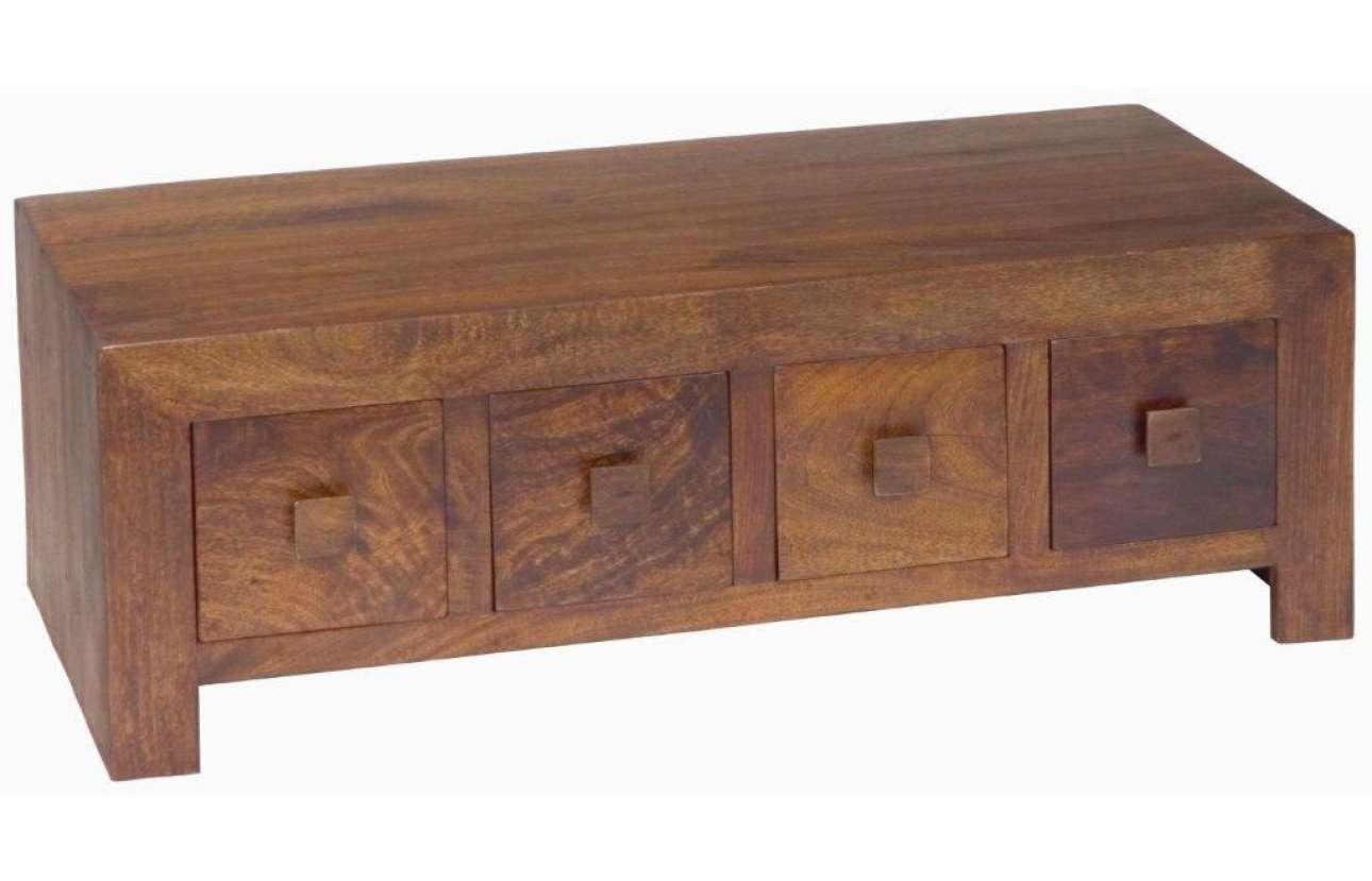 2018 Dark Mango Coffee Tables With Coffee Table : Mango Wood Furniture Awesome Dark Mango Coffee (View 1 of 20)