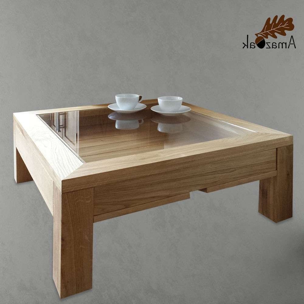2018 Glass And Oak Coffee Tables Inside Display Table Uk Designing Home Tempered