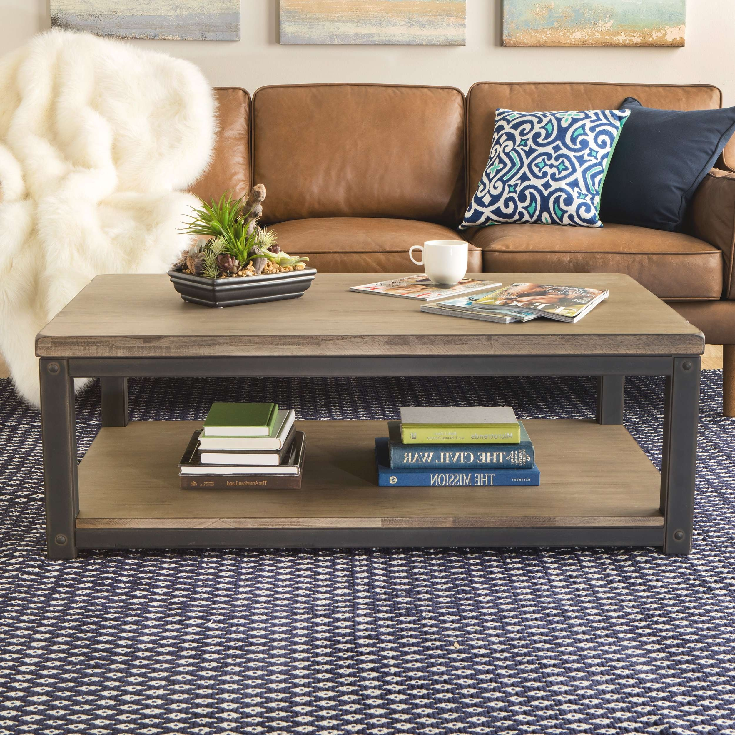 2018 Heritage Coffee Tables Inside Heritage Coffee Table – Free Shipping Today – Overstock – (View 20 of 20)