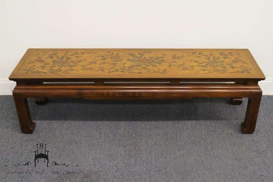 2018 Heritage Coffee Tables With Regard To High End Used Furniture (View 16 of 20)