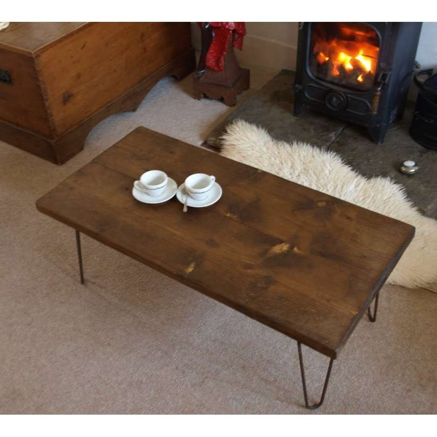 2018 Industrial Style Coffee Tables Inside Metal Industrial Style Coffee Table — Scheduleaplane Interior (View 3 of 20)
