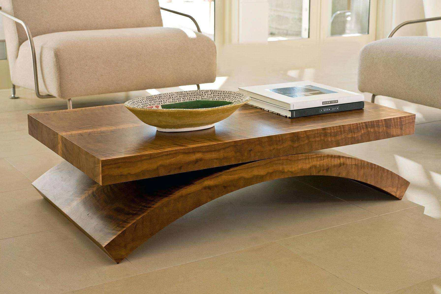 2018 Large Low Oak Coffee Tables Intended For Coffee Tables : Interior Furniture Gorgeous Square Coffee Table (View 11 of 20)