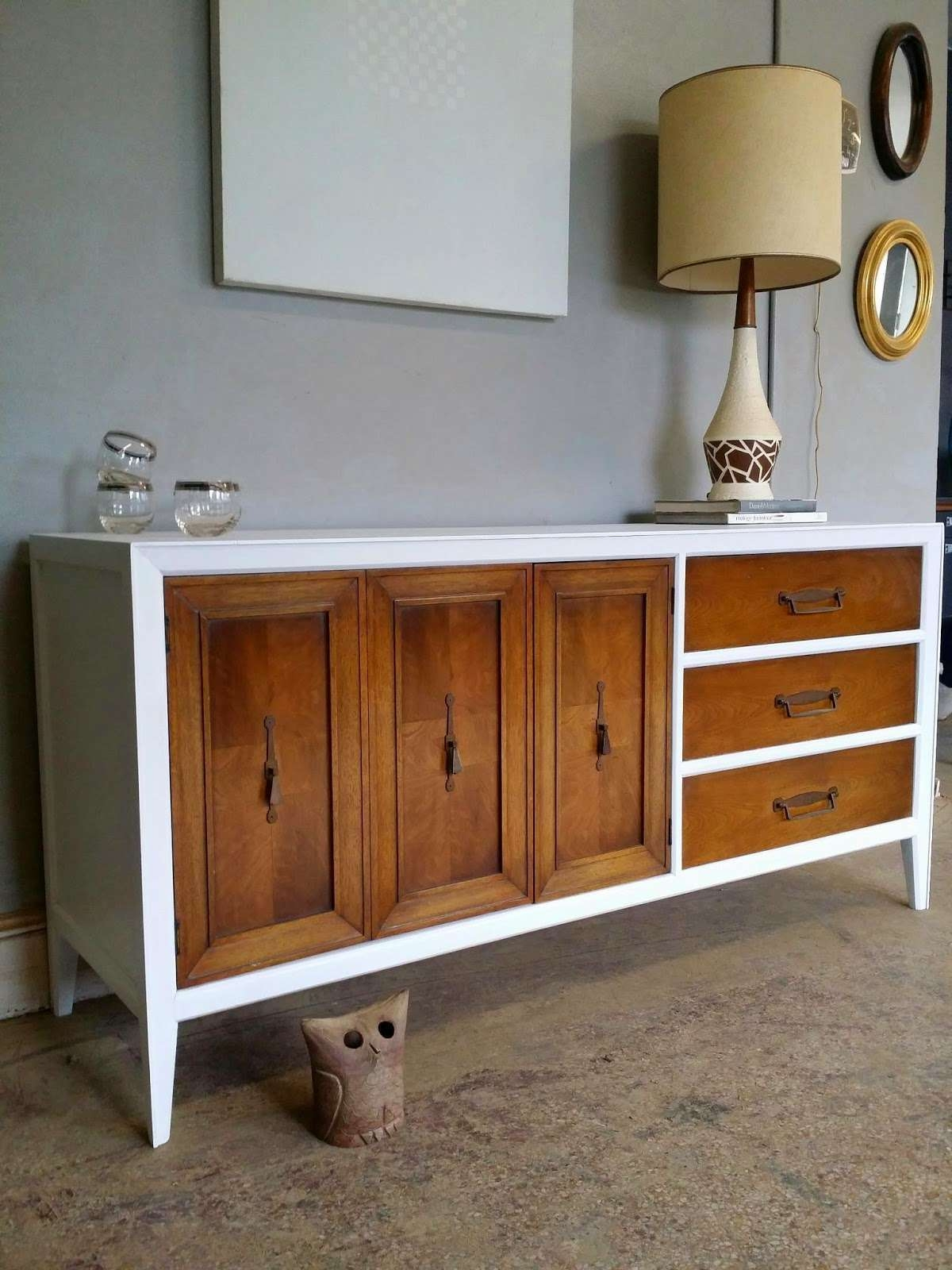 2018 Latest White Wood Sideboards Intended For Media Sideboards (View 11 of 20)