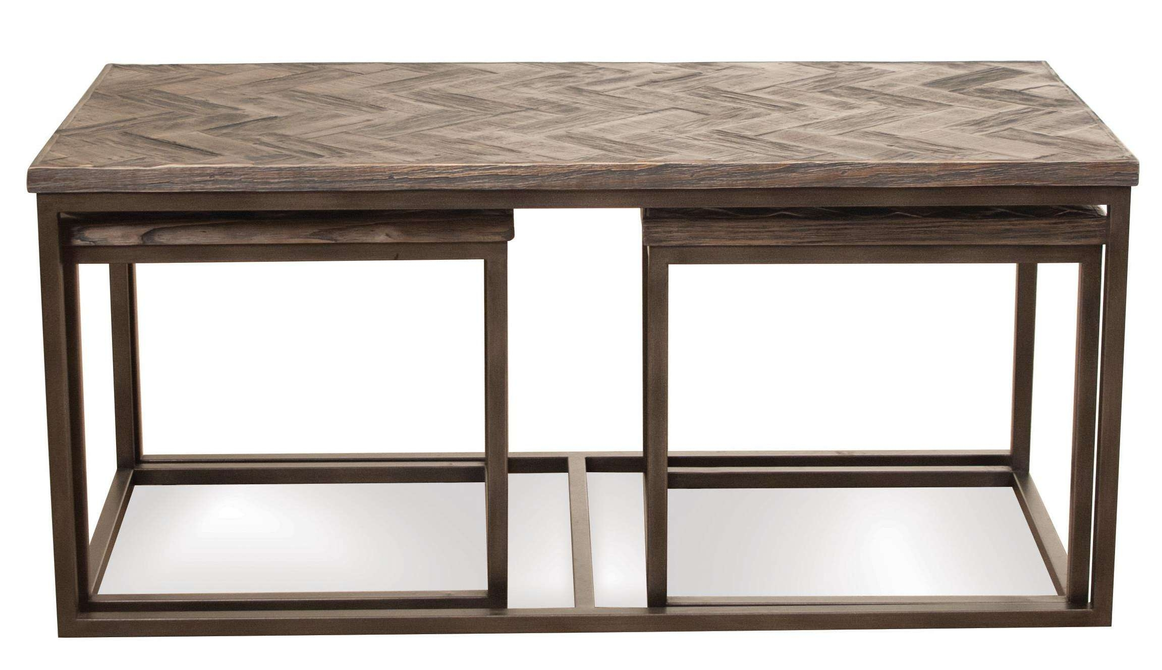2018 Nest Coffee Tables Within Coffee Table Circle Coffee Table Dark Nest Of Tables Dark Wood (View 17 of 20)