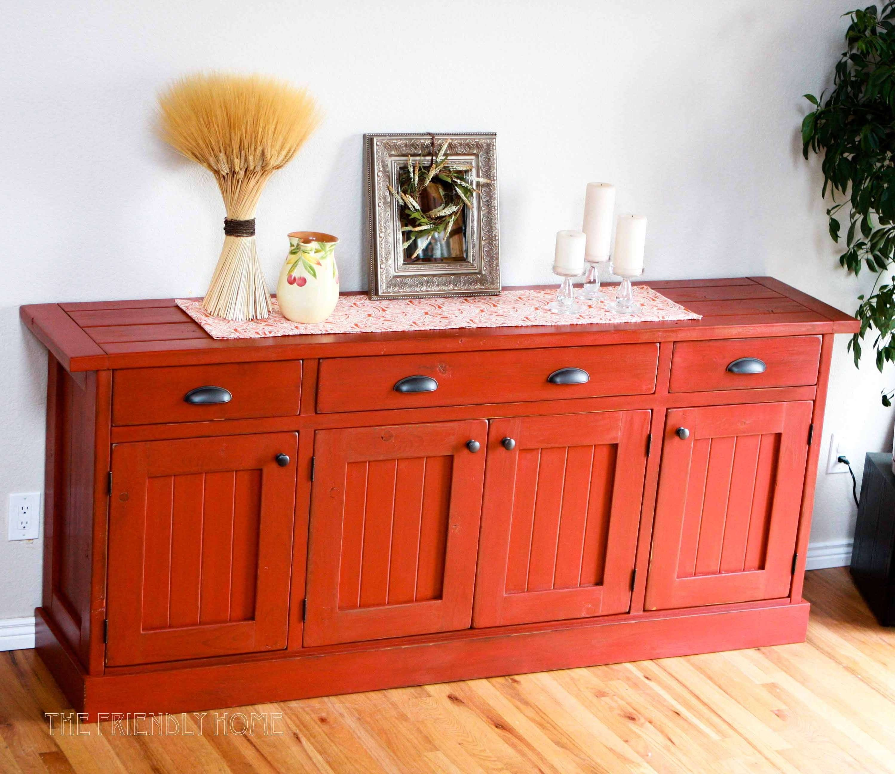 2018 Popular Diy Sideboards With Regard To Diy Sideboards (View 3 of 20)