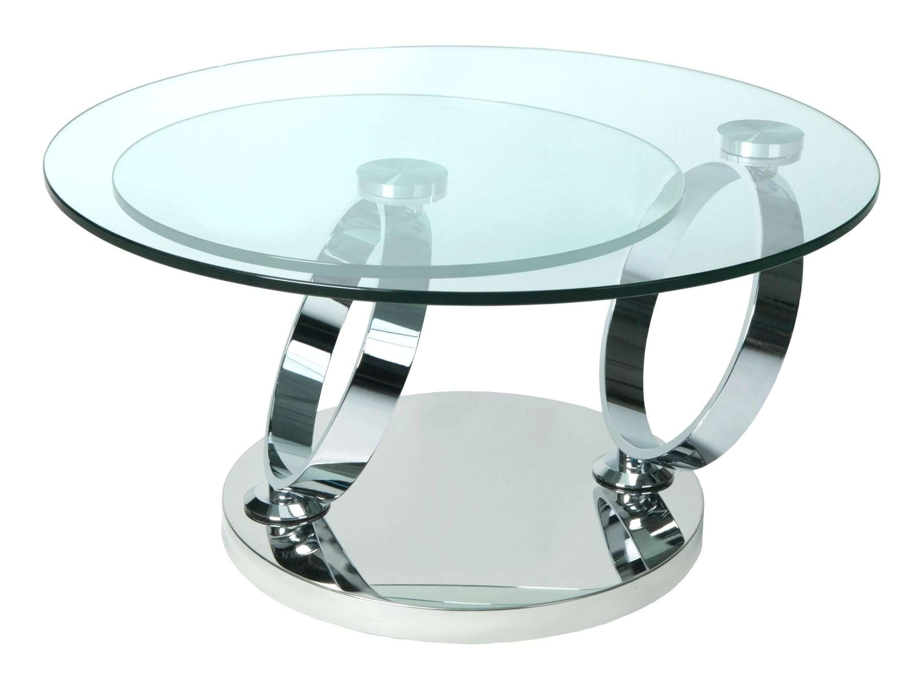 2018 Revolving Glass Coffee Tables Inside Revolving Glass Coffee Table – Coffee Tables (View 3 of 20)