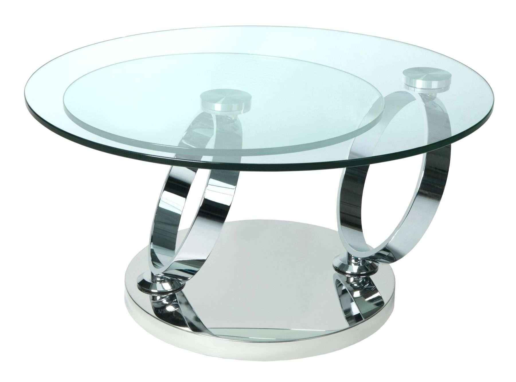 2018 Revolving Glass Coffee Tables Inside Revolving Glass Coffee Table – Coffee Tables (View 5 of 20)