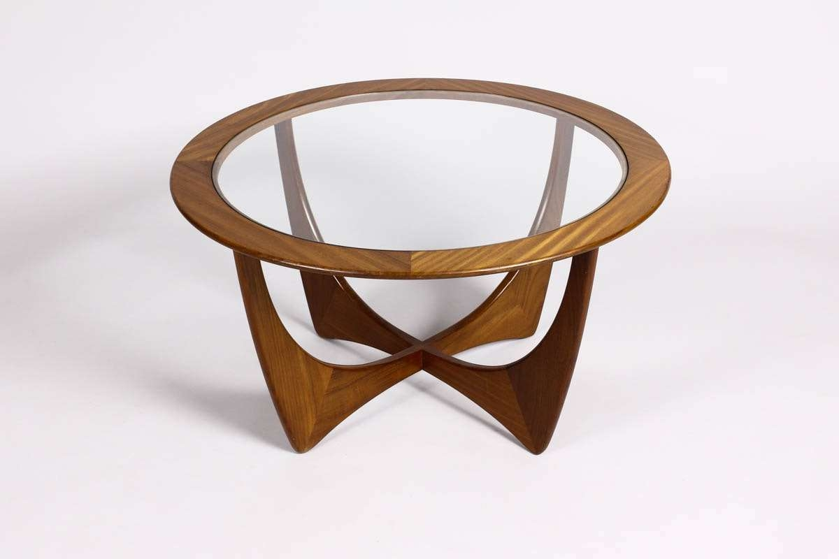 2018 Round Wood And Glass Coffee Tables Pertaining To Traditional Glass Coffee Tables Black Wrought Iron Table Legs (View 3 of 20)
