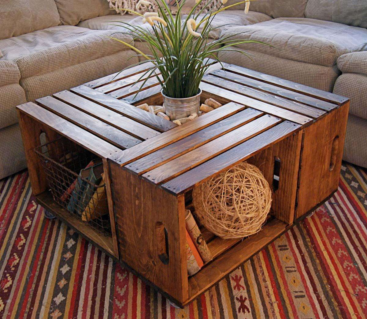 2018 Square Wooden Coffee Table With Square Wooden Coffee Table – Writehookstudio (View 20 of 20)