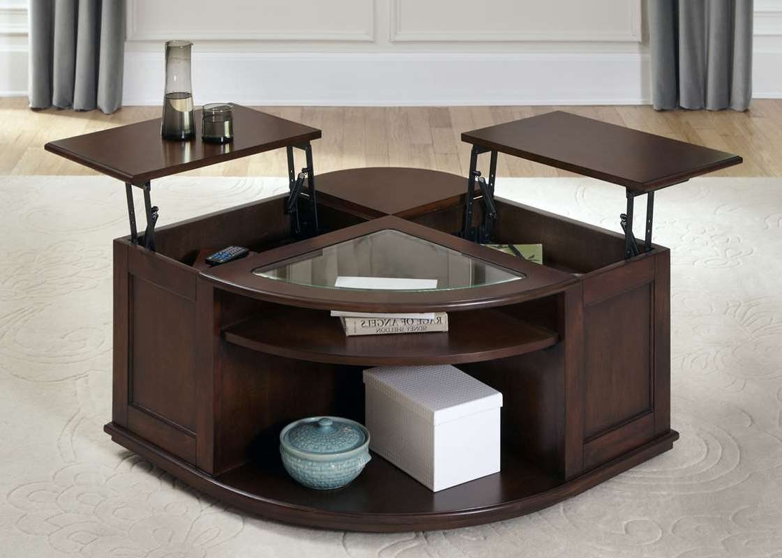 2018 Top Lifting Coffee Tables Throughout Wallace Lift Top Coffee Table, Liberty Furniture – Frontroom (View 1 of 20)