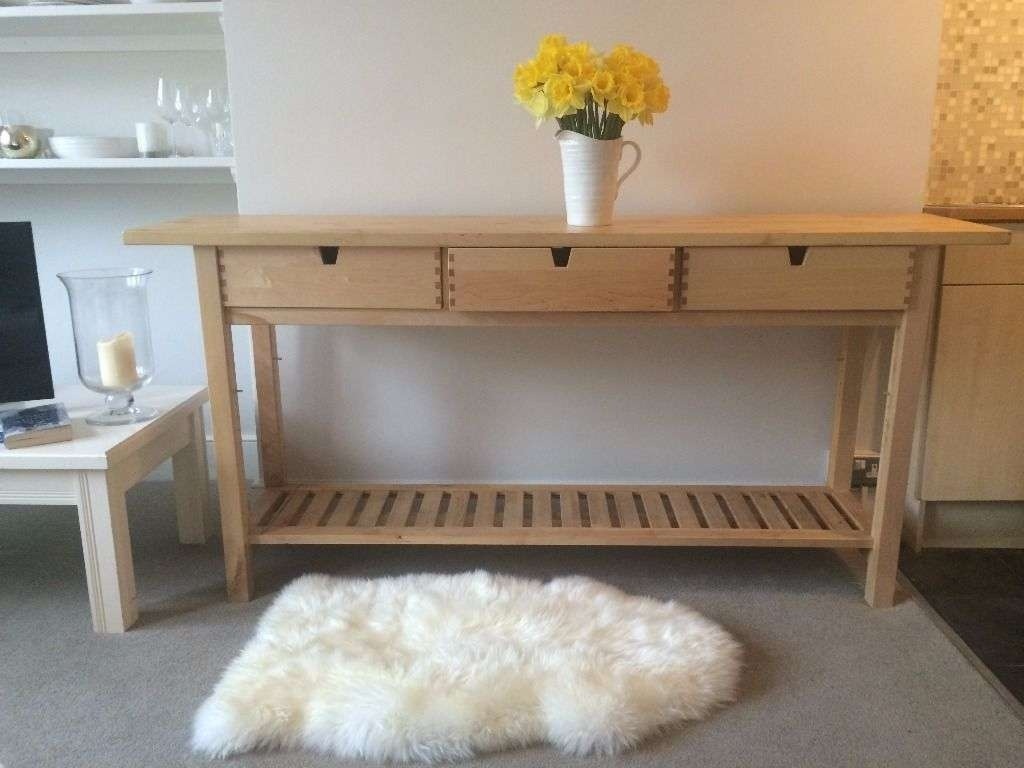 25 Ways To Use And Hack Ikea Norden Buffet – Digsdigs In Ikea Norden Sideboards (View 6 of 20)