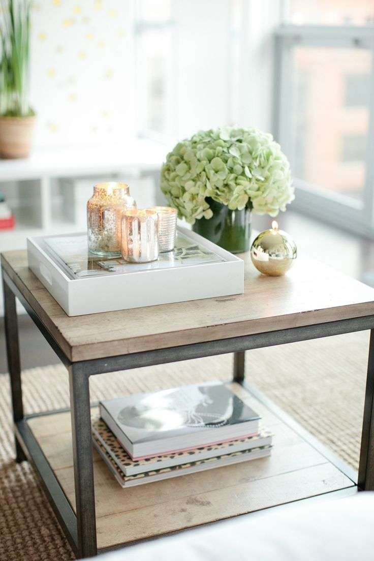 265 Best For Home: Dining & Coffee Table Images On Pinterest Intended For Popular Mercury Glass Coffee Tables (View 2 of 20)