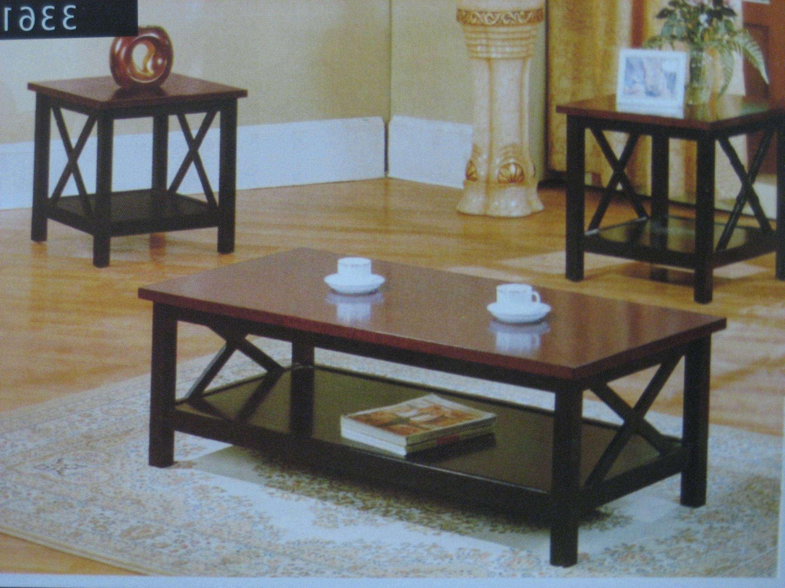30 Best Collection Of Coffee Table With Matching End Tables Within In Best And Newest Coffee Table With Matching End Tables (View 11 of 20)