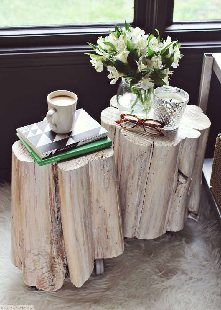 30 Unique Coffee Tables: Cool Design Ideas For Unusual Living With Most Recent Quirky Coffee Tables (Gallery 8 of 20)