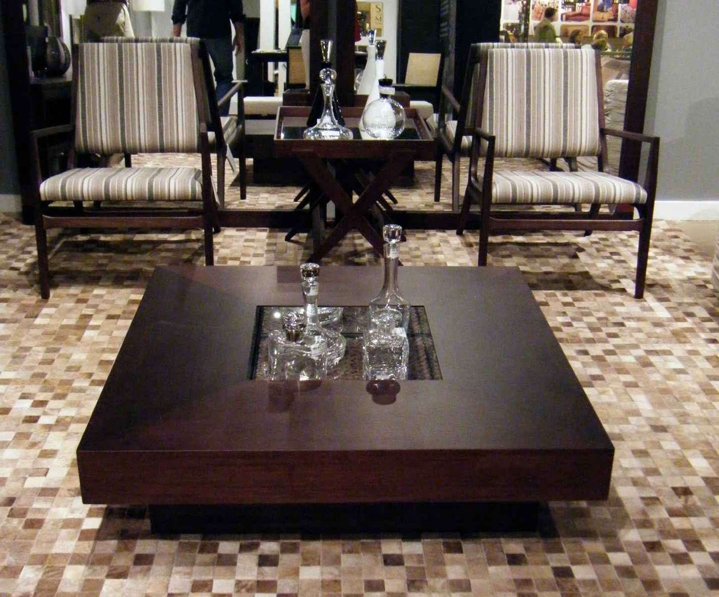 48 Square Coffee Table – Writehookstudio With Regard To Most Recent Extra Large Low Coffee Tables (View 19 of 20)