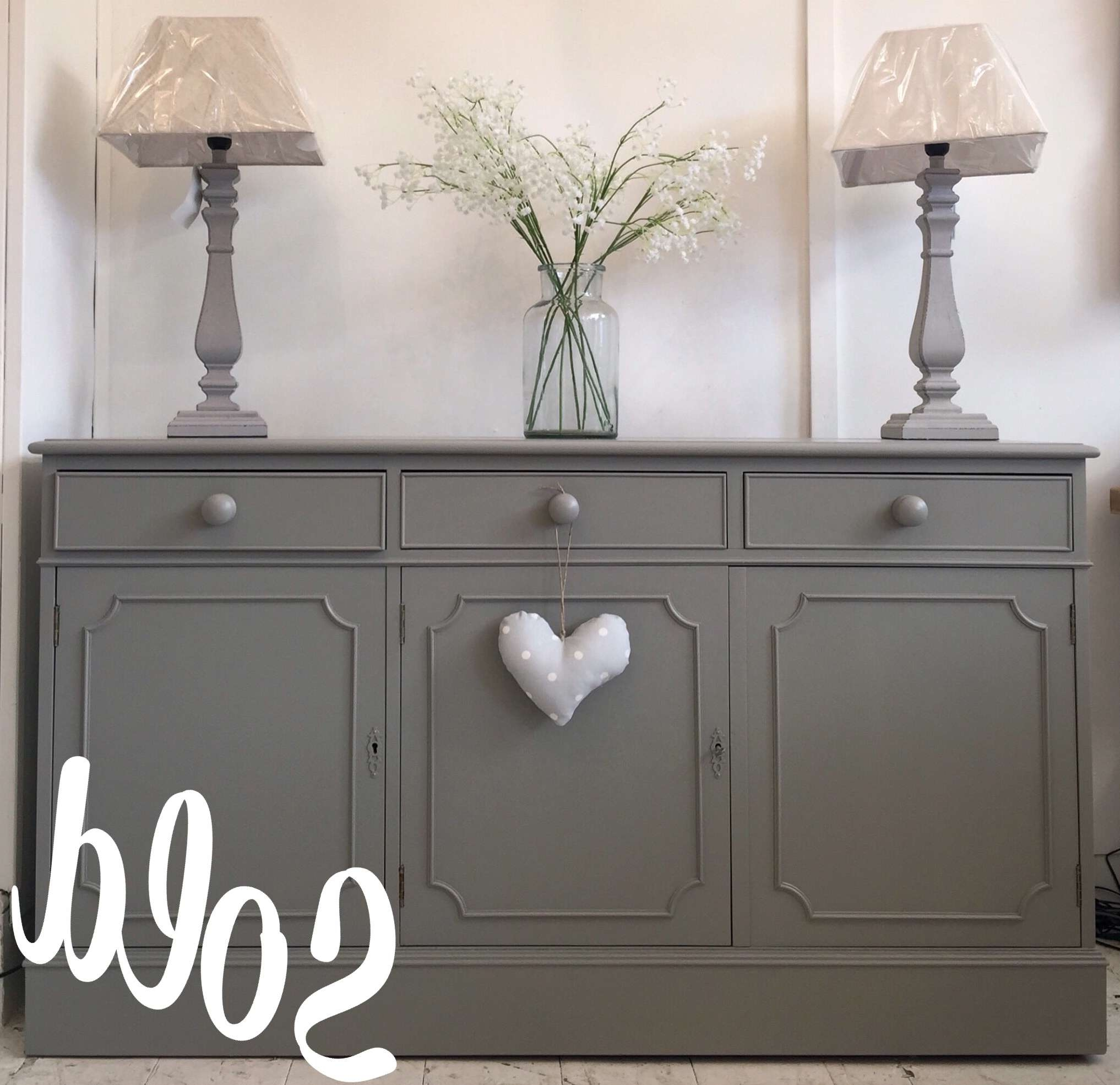 Featured Photo of Grey Sideboards