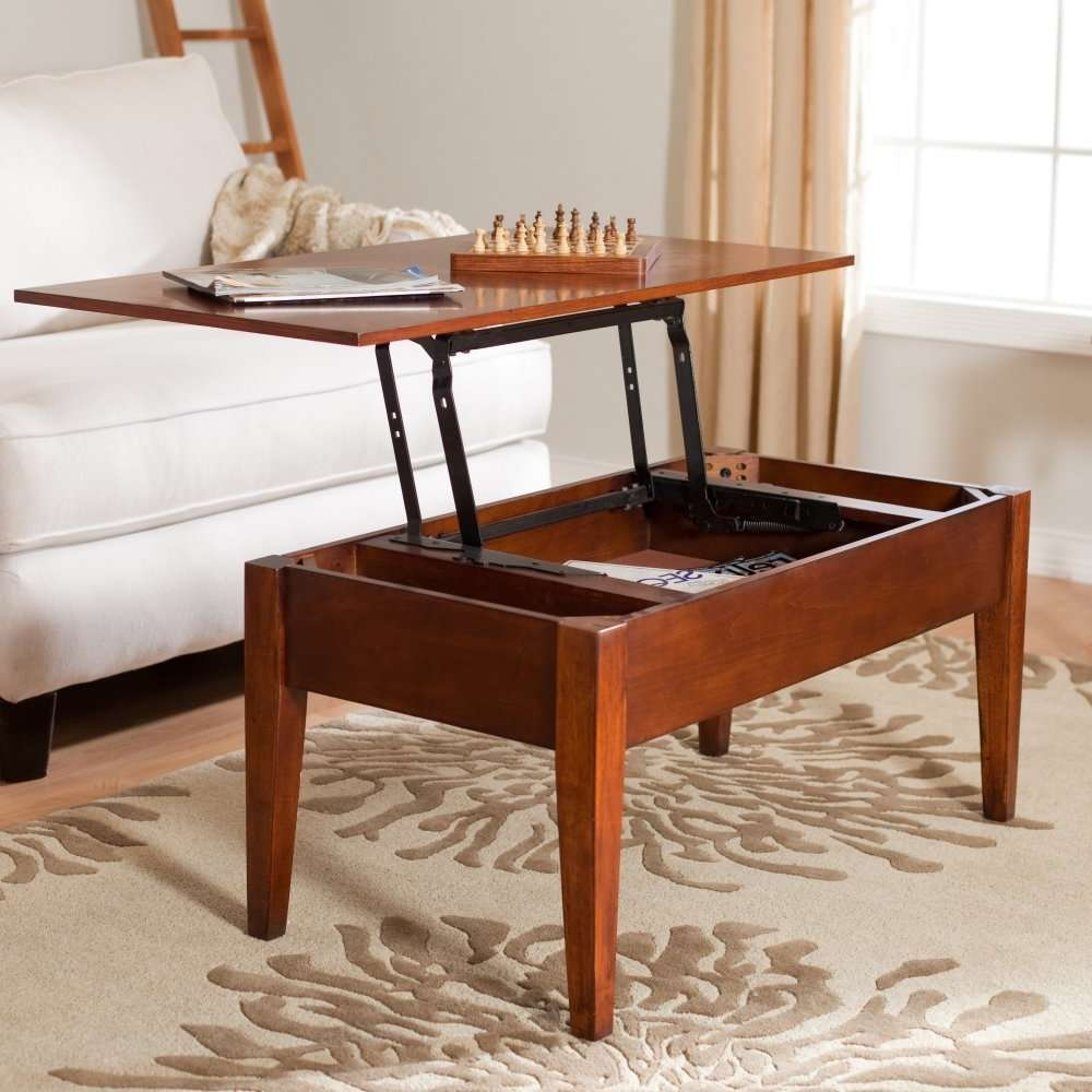 5 Best Pop Up Coffee Tables – Pop Up Surprise! (Gallery 1 of 20)