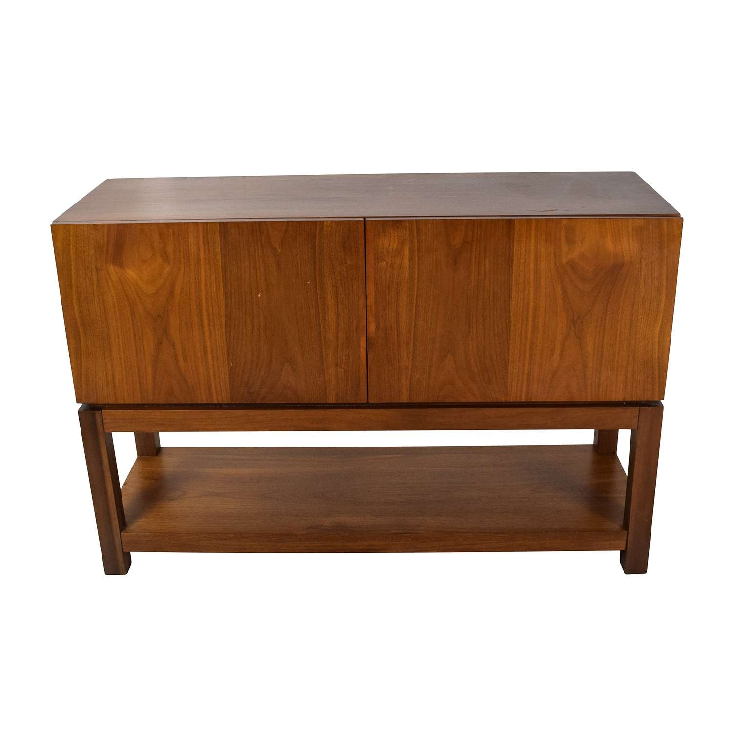 59% Off – West Elm West Elm Parsons Buffet / Storage With Regard To West Elm Sideboards (Gallery 7 of 20)