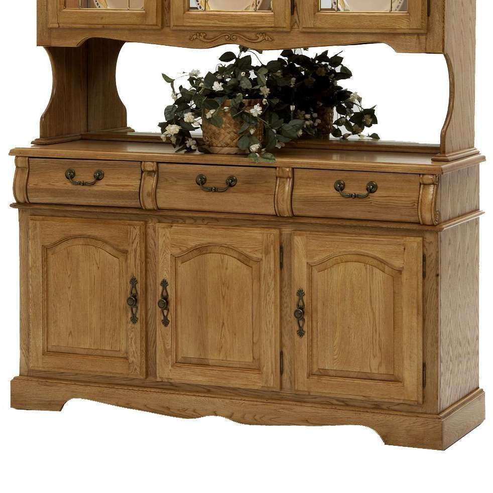 60 Inch Buffet With Three Drawers And Doorsintercon | Wolf And In 60 Inch Sideboards (View 10 of 20)
