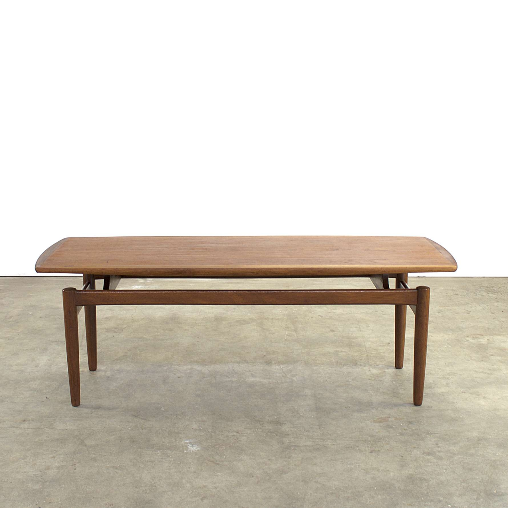 60S Coffee Table Scandinavian Design Barbmama, Scandinavian Throughout Recent Sixties Coffee Tables (Gallery 7 of 20)