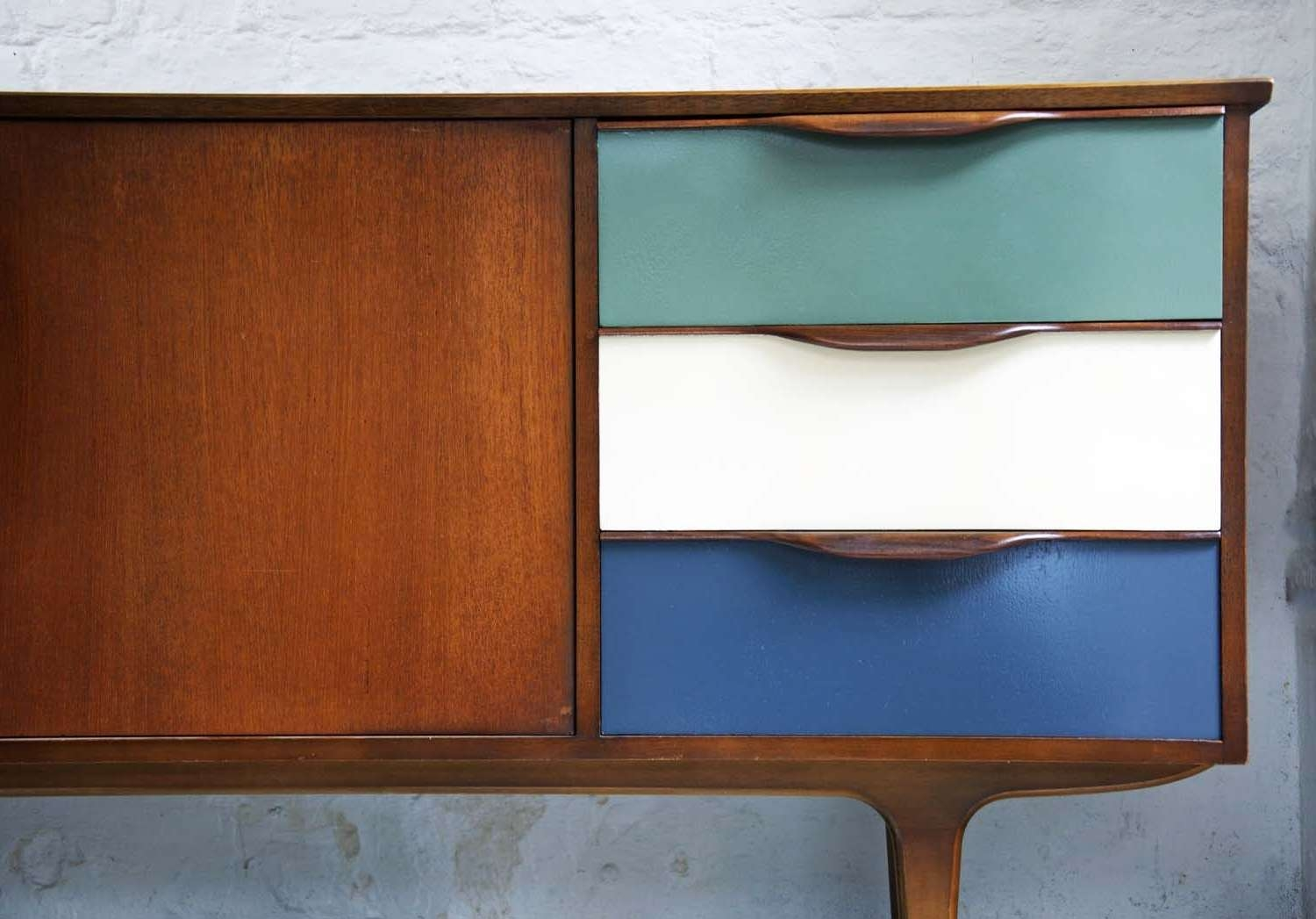60's Upcycled G Plan Sideboard – Bring It On Home Throughout Quirky Sideboards (View 3 of 20)
