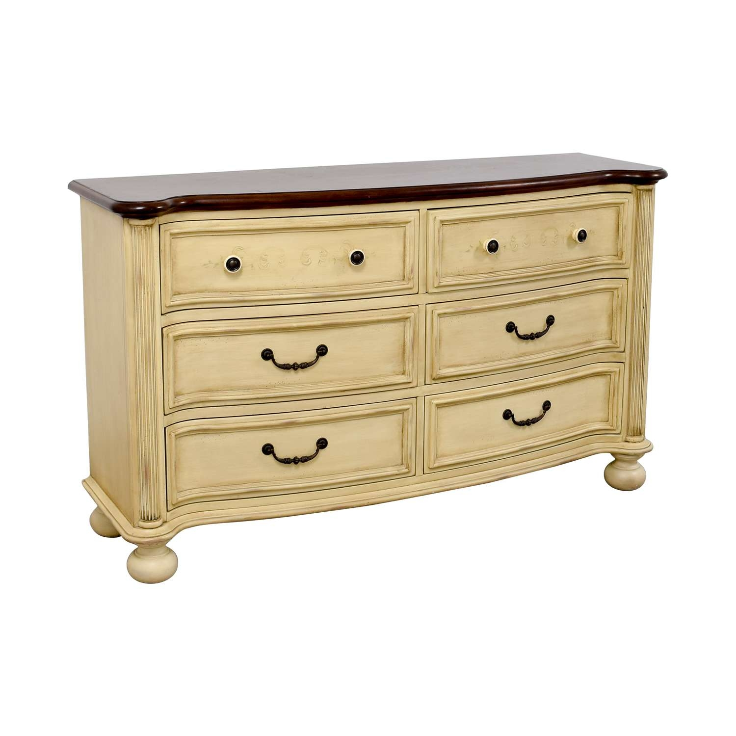 67% Off – Hooker Furniture Hooker Furniture Six Drawer Dresser In Second Hand Dressers And Sideboards (View 5 of 20)