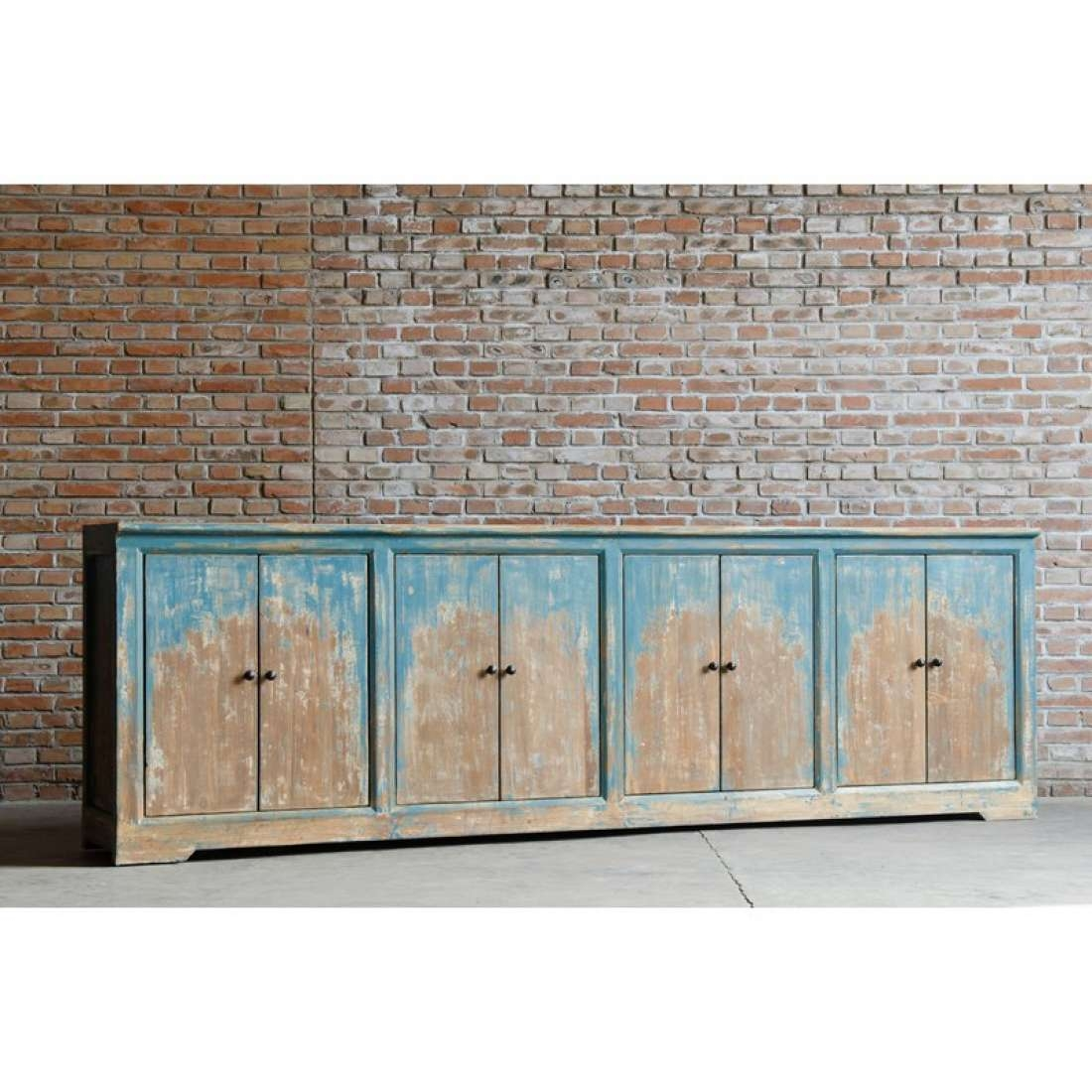 8 Industrial Sideboards For Your Dining Room – Cute Furniture Regarding Turquoise Sideboards (View 1 of 20)