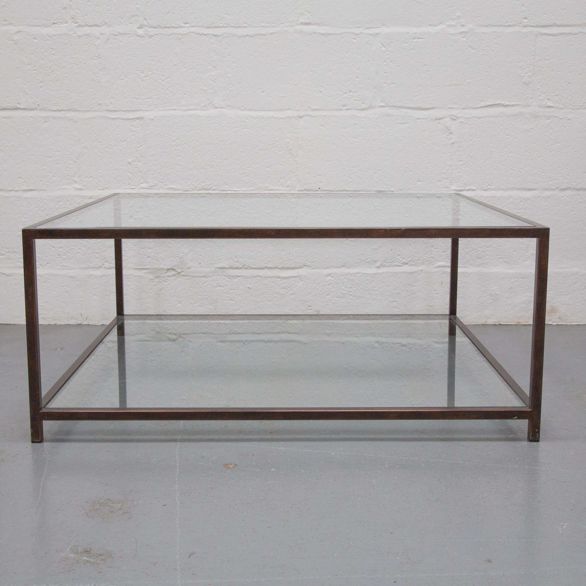 A Bespoke Tom Faulkner Madison Coffee Table – Alchemy Intended For Newest Bespoke Coffee Tables (View 1 of 20)
