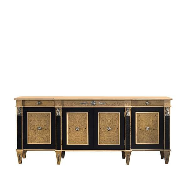 A2628 | Coleccion Alexandra – Luxury And Exclusive Design Furniture Throughout Magic The Gathering Sideboards (View 3 of 24)