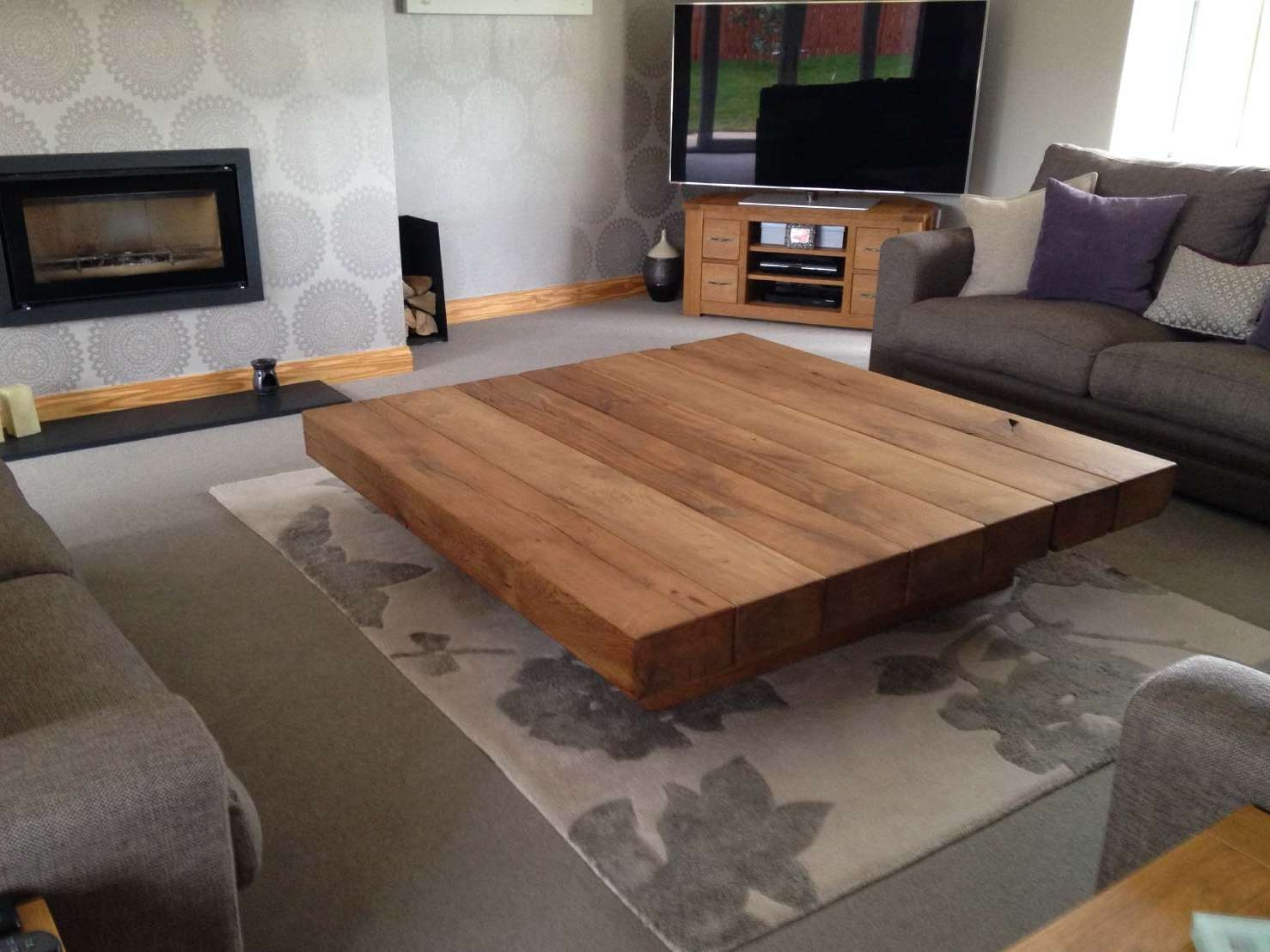 Abacus Tables In Current Large Oak Coffee Tables (View 8 of 20)