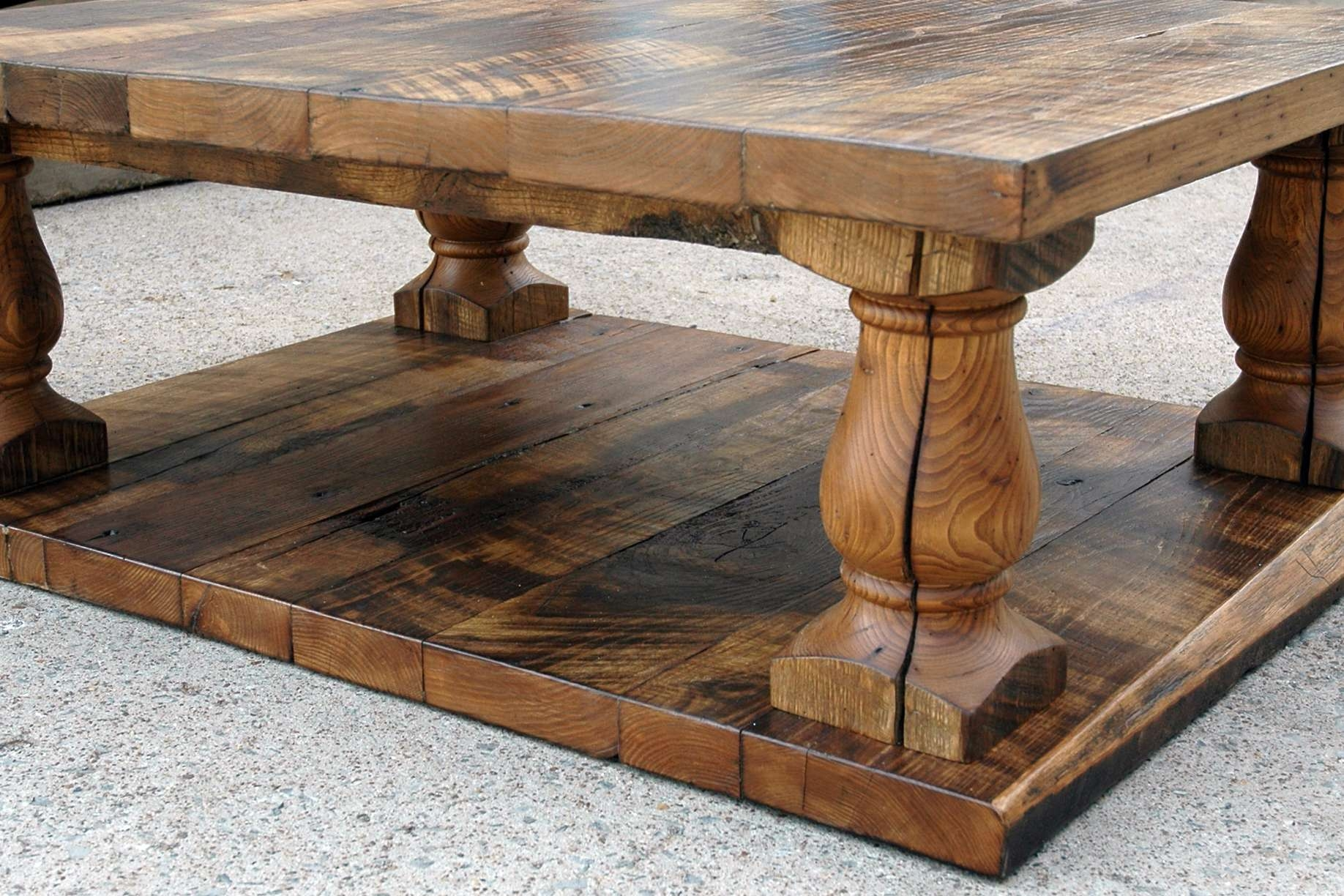 Abram Coffee Table · Products · Abram Coffee Table · Earl Mitchell Throughout Well Liked Rustic Coffee Tables With Bottom Shelf (Gallery 1 of 20)