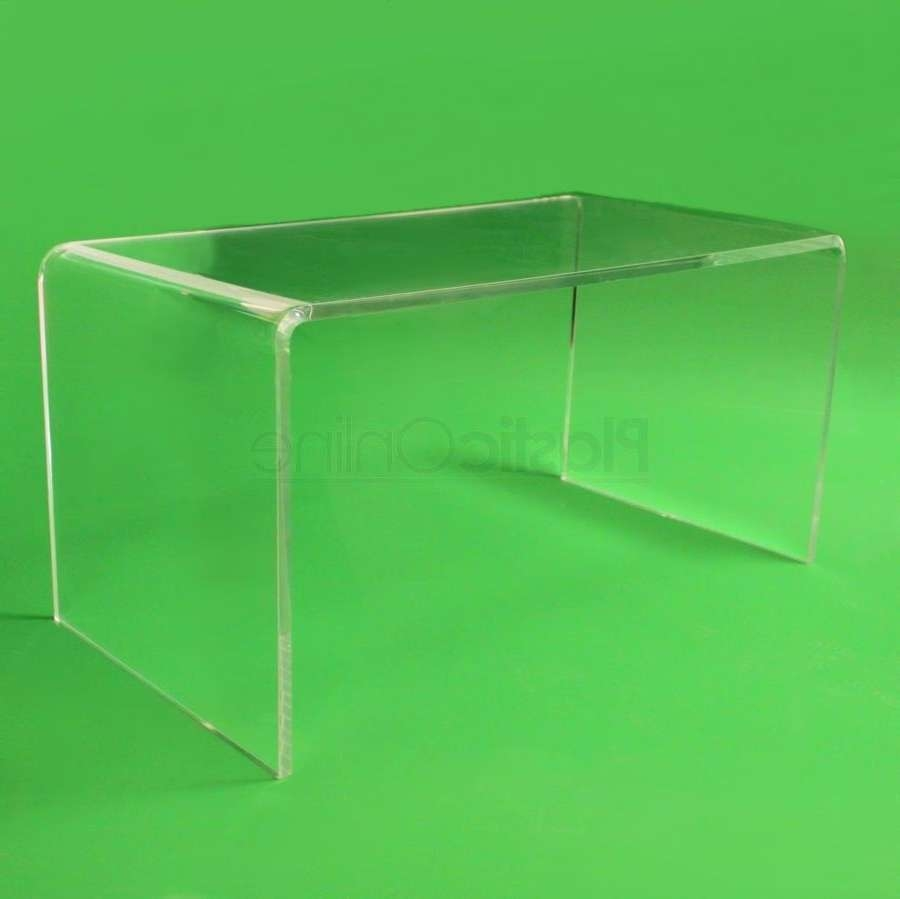 Acrylic Coffee Table (View 2 of 20)
