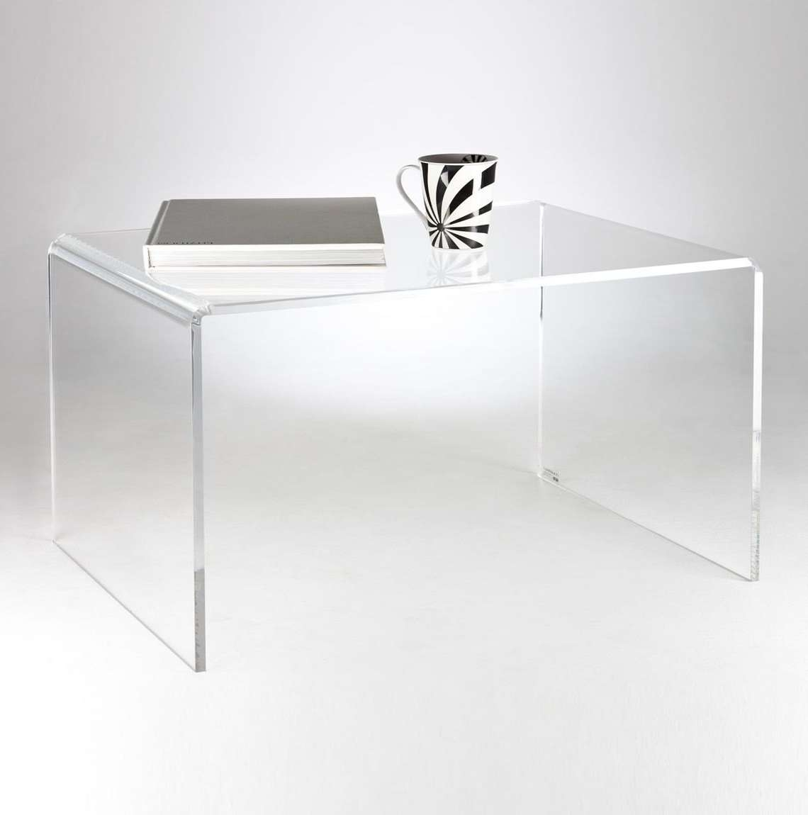 Acrylic Tables – Modern Coffee, Side & Console Tables With Regard To Most Current Perspex Coffee Table (Gallery 8 of 20)