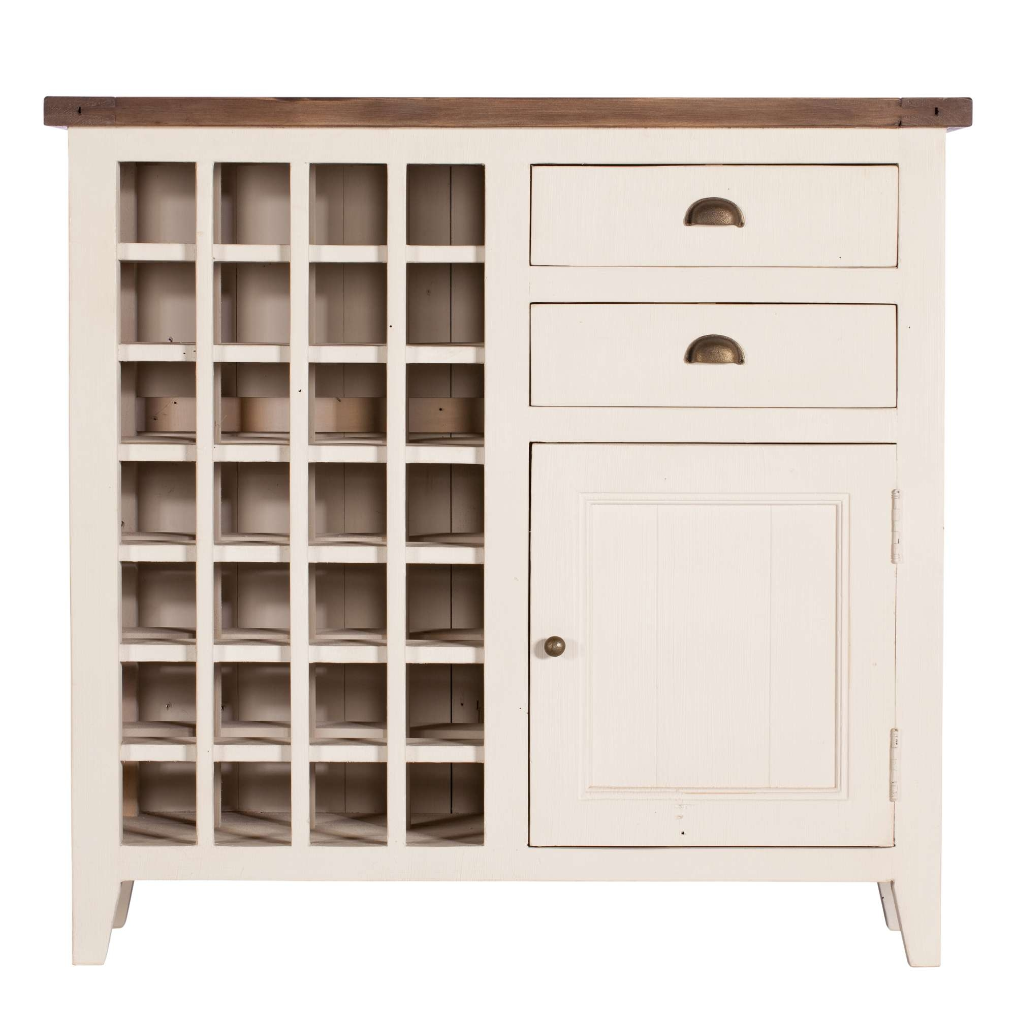 Aldeburgh Wine Rack Sideboard | No 44 Furniture, Cobham Nr London For Sideboards With Wine Rack (View 1 of 20)