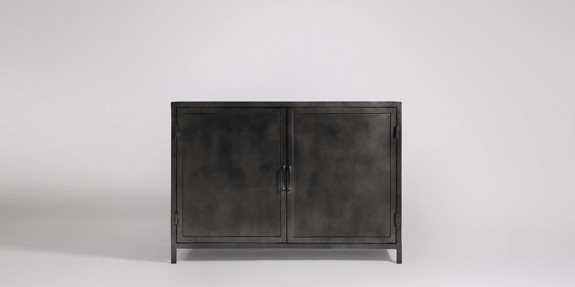 Alexander Cabinet | Swoon Editions Inside Metal Sideboards (View 1 of 20)