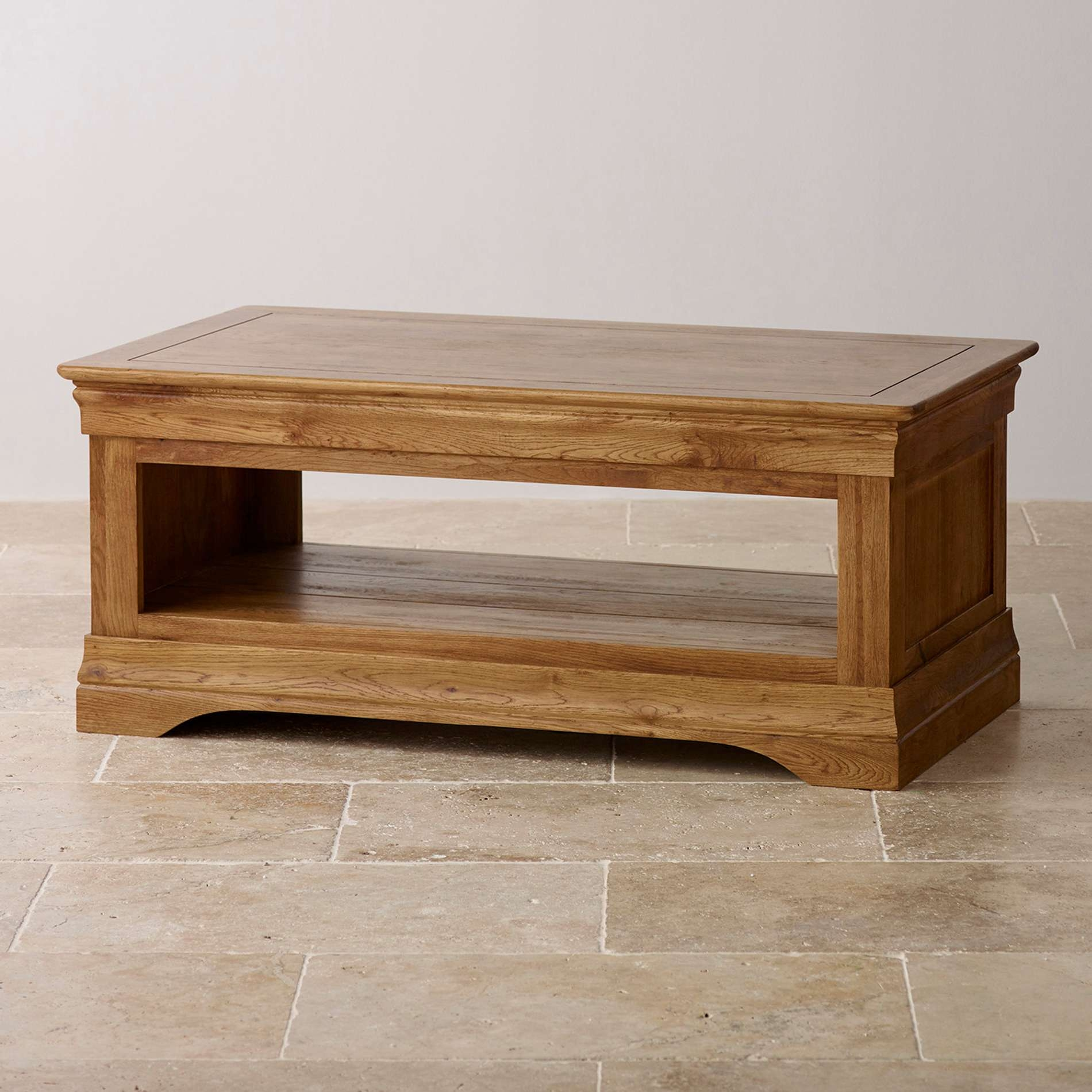 All You Need To Know About Solid Oak Coffee Tables – Chinese Regarding Famous Oak Wood Coffee Tables (Gallery 1 of 20)
