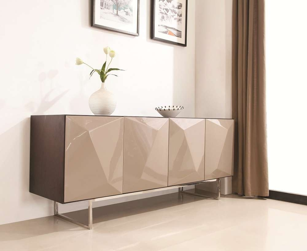 Amazing Contemporary Sideboards And Buffets — New Decoration Regarding Contemporary Sideboards And Buffets (View 1 of 20)