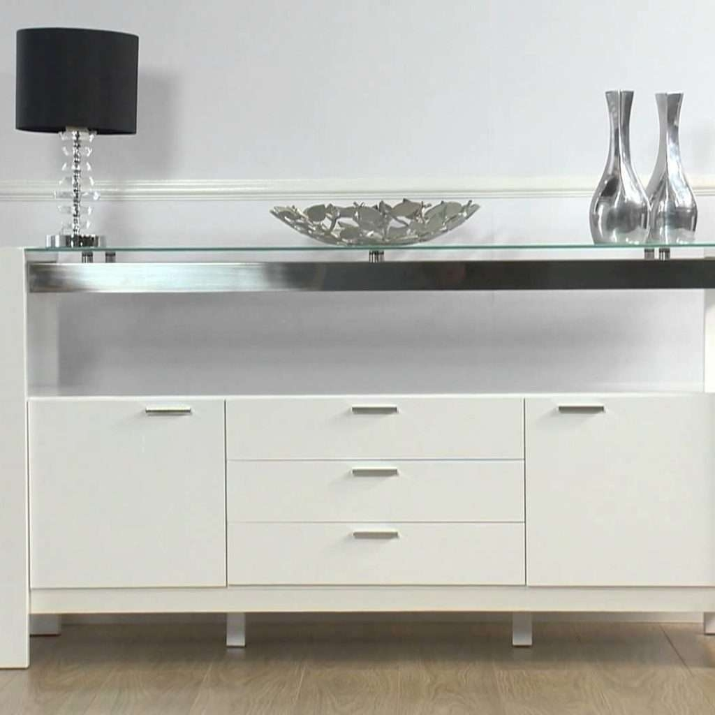 Amazing High Gloss Cream Sideboard – Buildsimplehome Inside High Gloss Cream Sideboards (View 4 of 20)