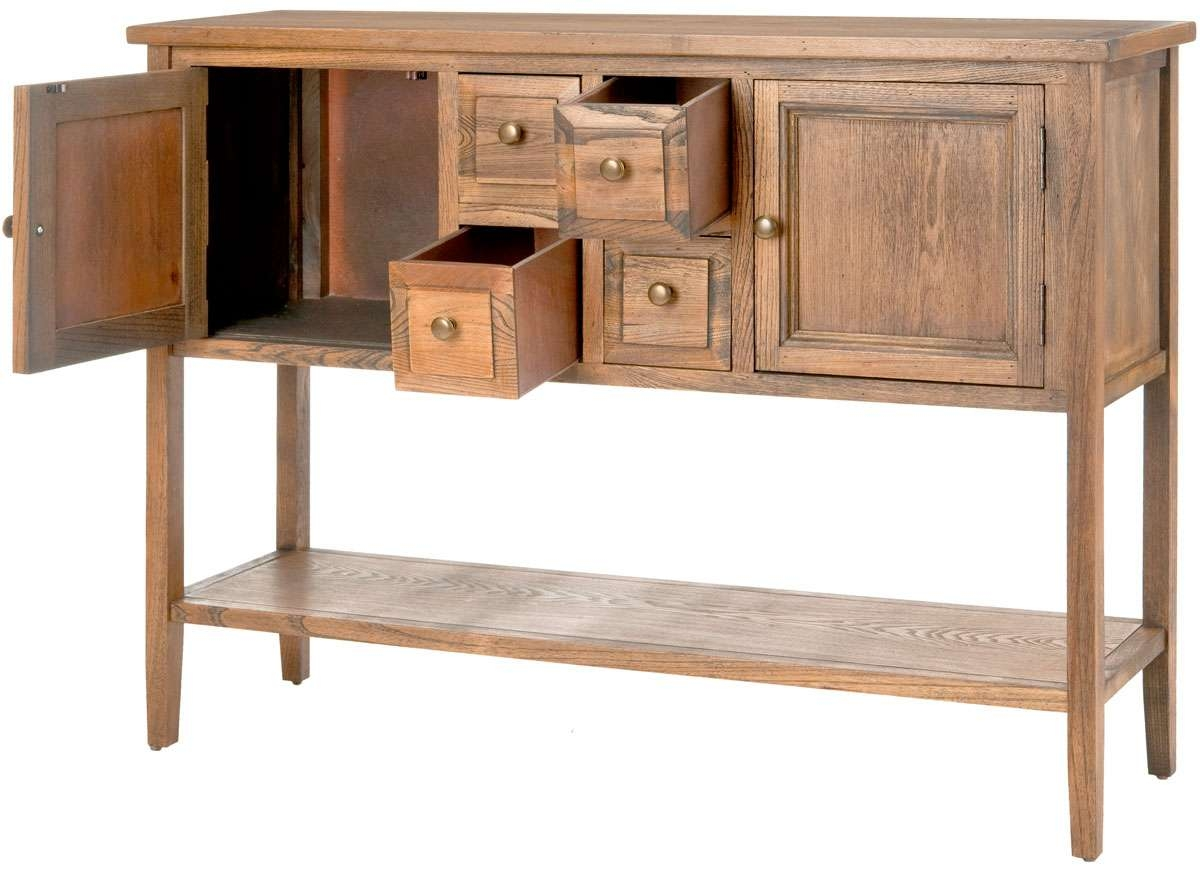 Amh6517A Consoles – Furnituresafavieh Within Safavieh Sideboards (View 1 of 20)