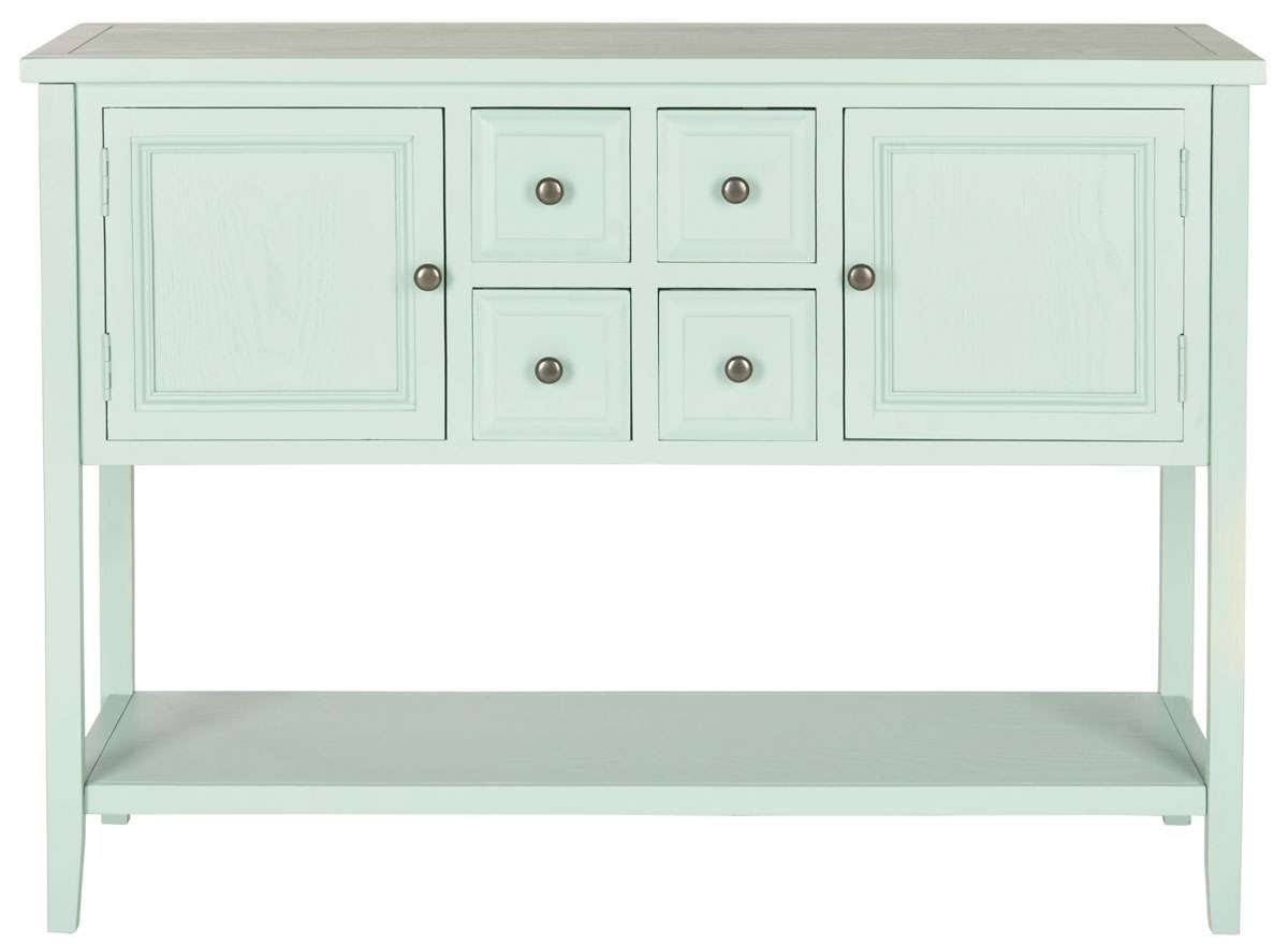 Amh6517H Consoles – Furnituresafavieh With Regard To Safavieh Sideboards (View 2 of 20)