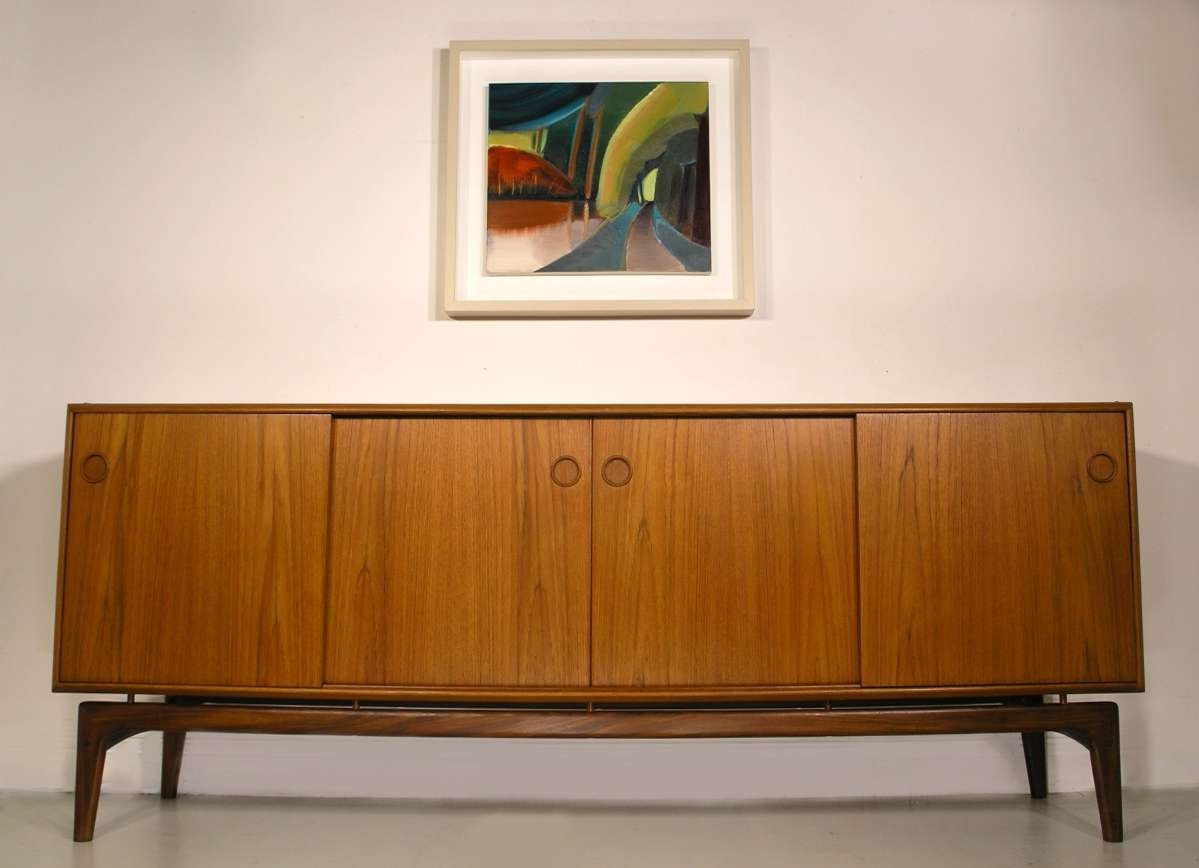 Amusing Sideboard Credenza With Credenza Sideboards (View 4 of 20)