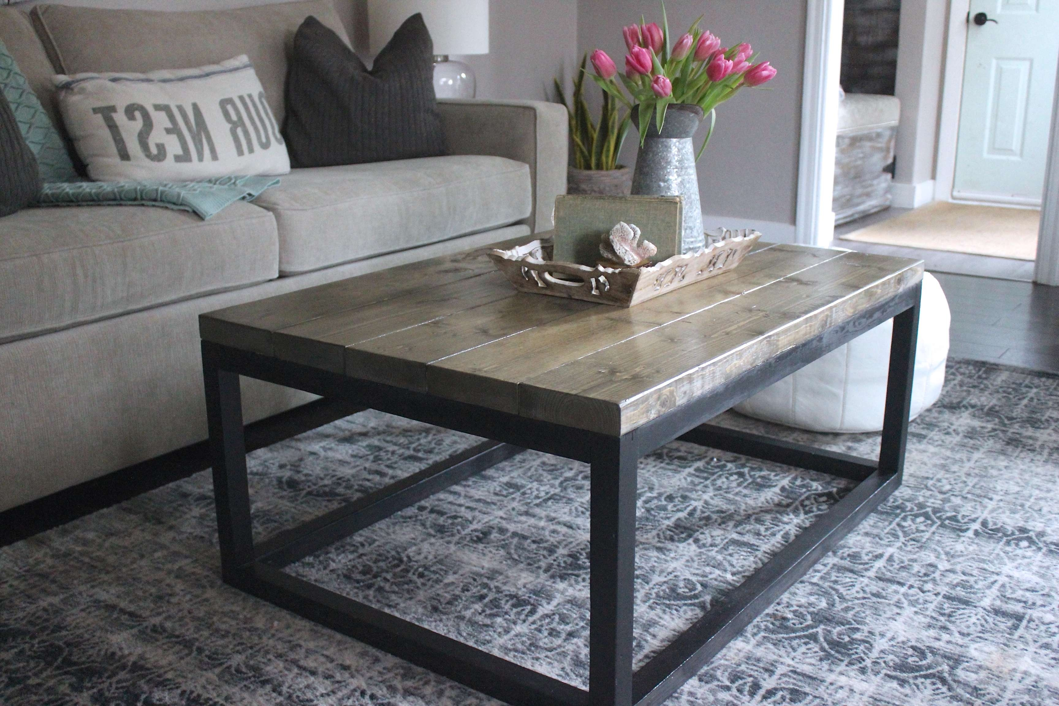 Featured Photo of Industrial Coffee Tables