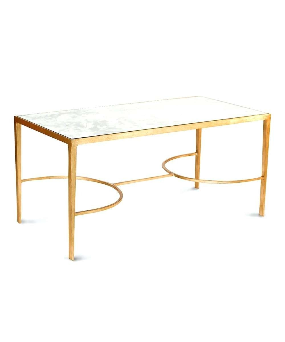 Antique Mirrored Coffee Table Antique Mirror Top Coffee Table Throughout 2017 Vintage Mirror Coffee Tables (View 17 of 20)