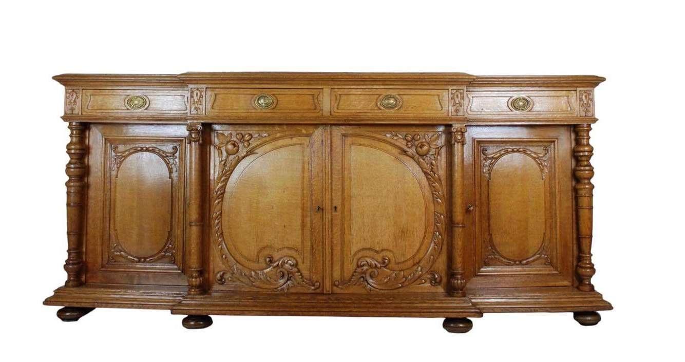 Antique Sideboard Perth, Antique Buffet, Aslett Antiques Pertaining To Antique Sideboards (View 9 of 20)