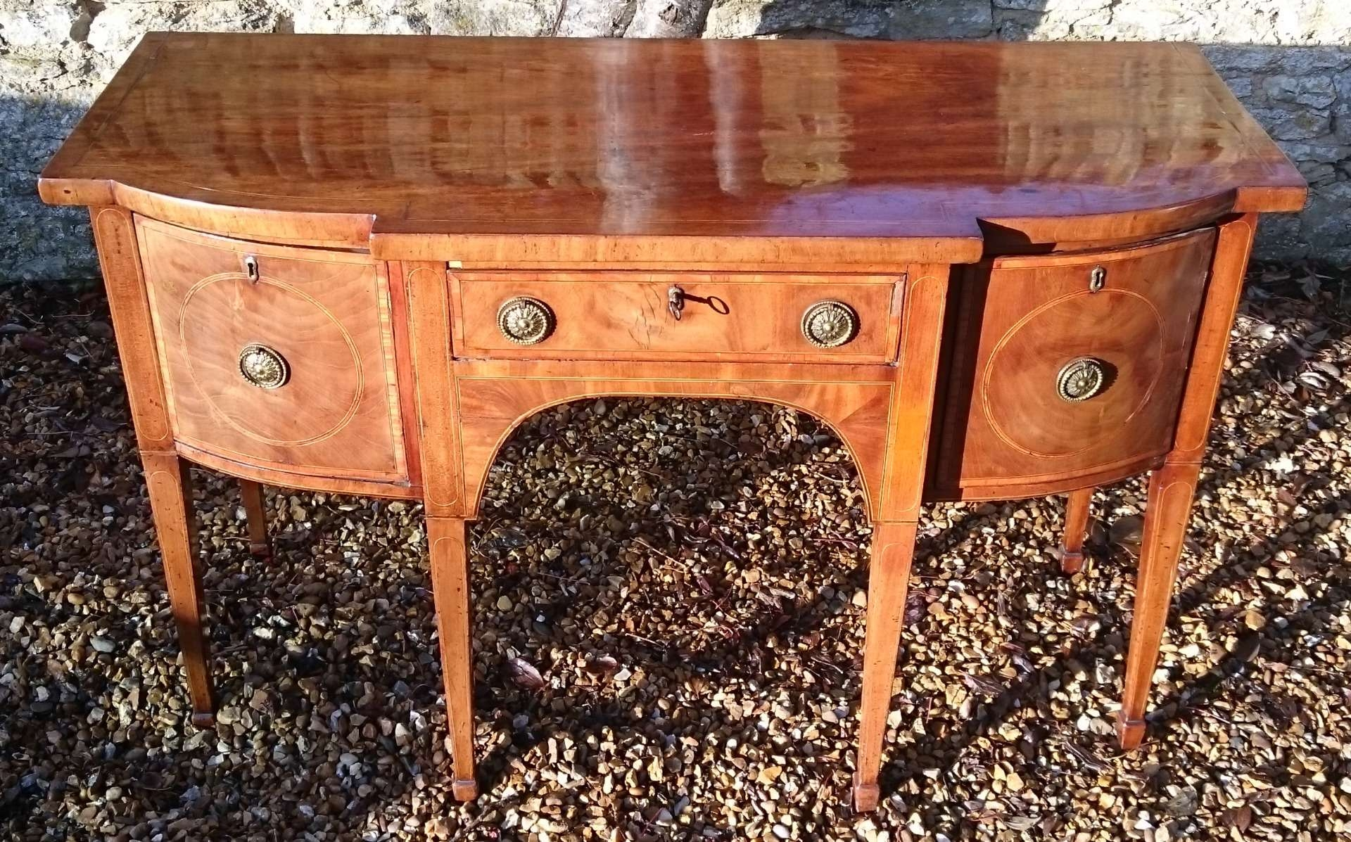Antique Sideboards – Hares Antiques Pertaining To Antique Sideboards (View 16 of 20)