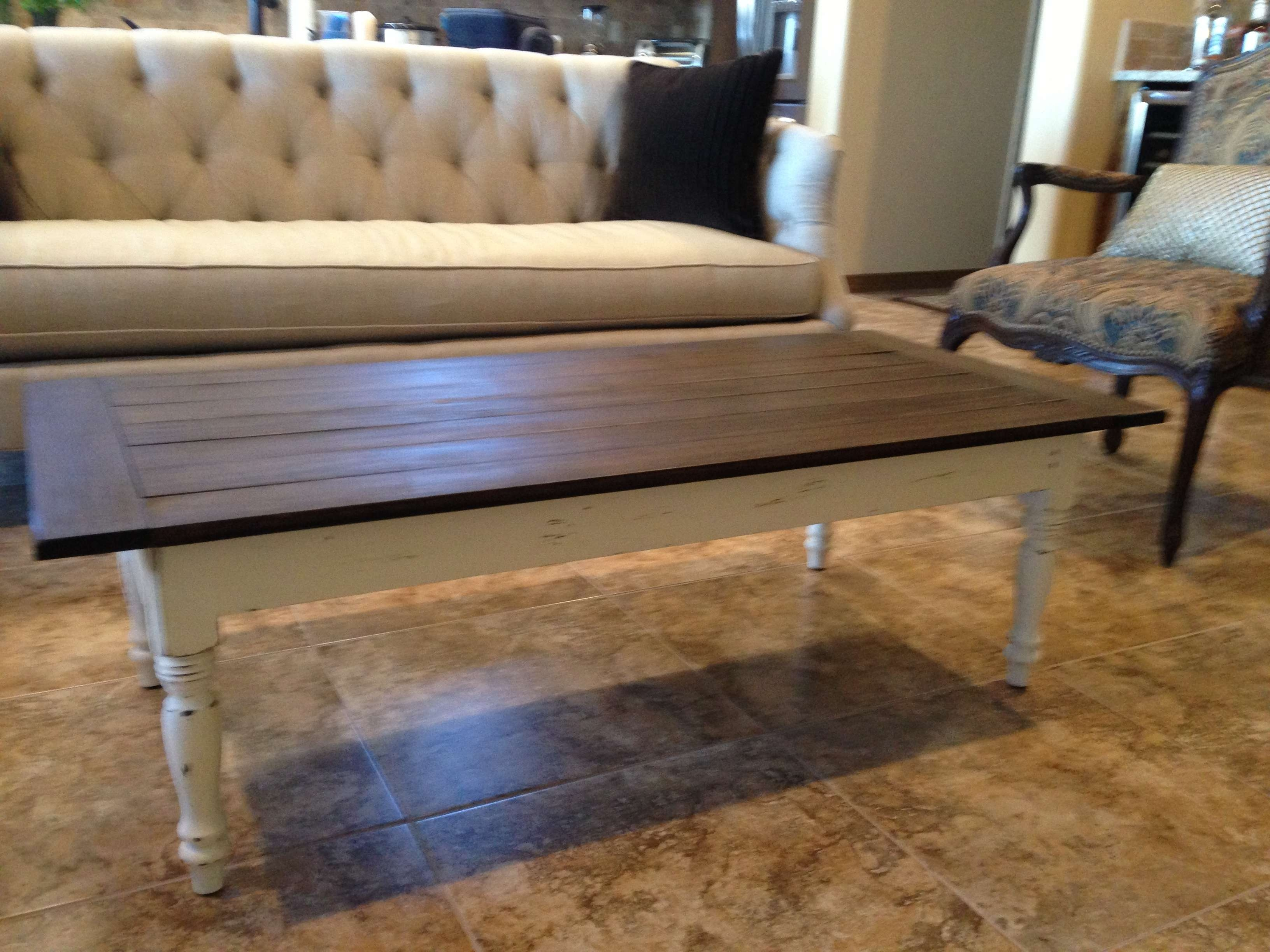 Featured Photo of White And Brown Coffee Tables