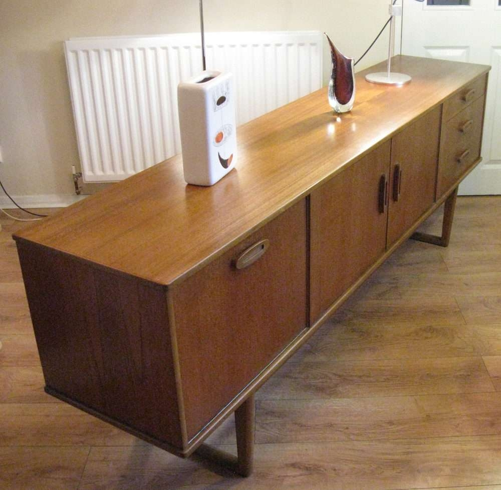 Antiques Atlas – Danish Teak Sideboard Retro Regarding Danish Retro Sideboards (View 1 of 20)