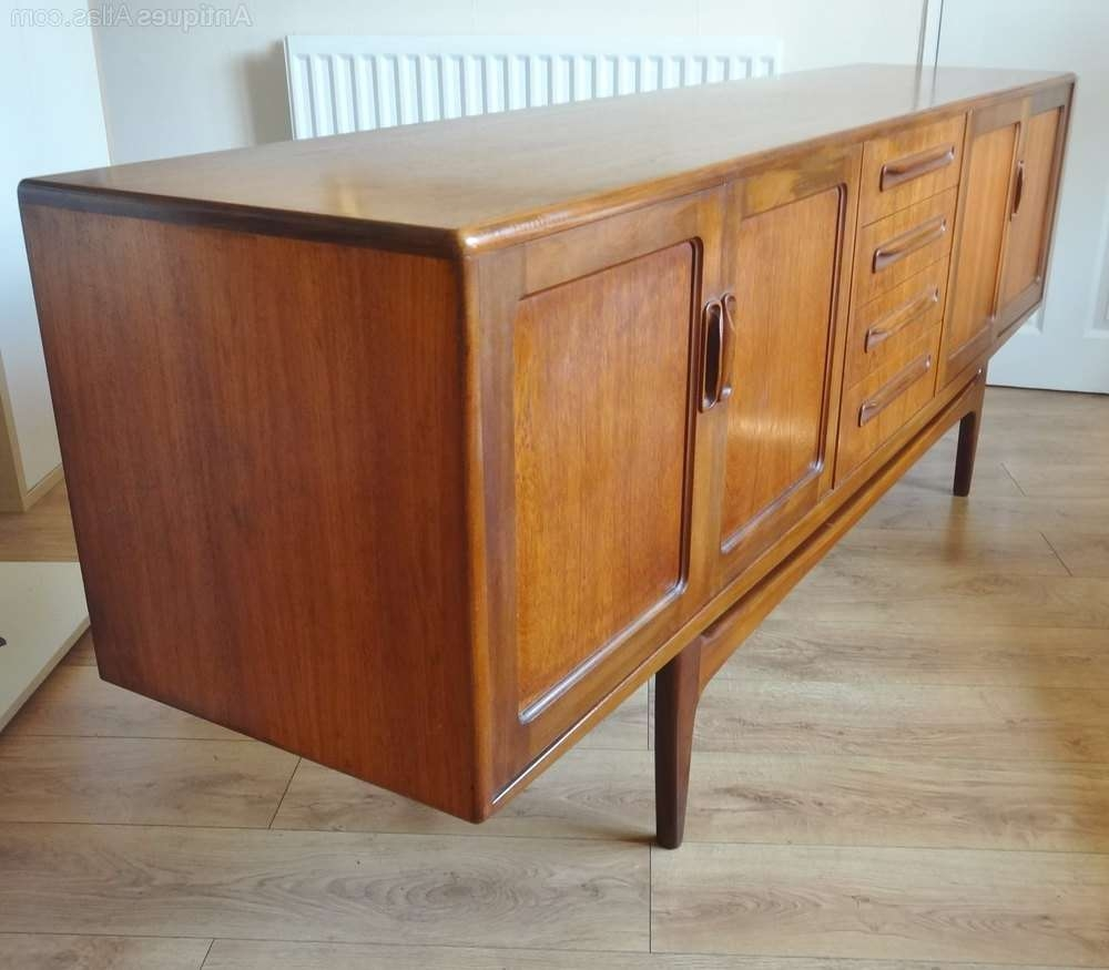 Antiques Atlas – Mid Century Teak Sideboardg Plan Within G Plan Sideboards (View 3 of 20)