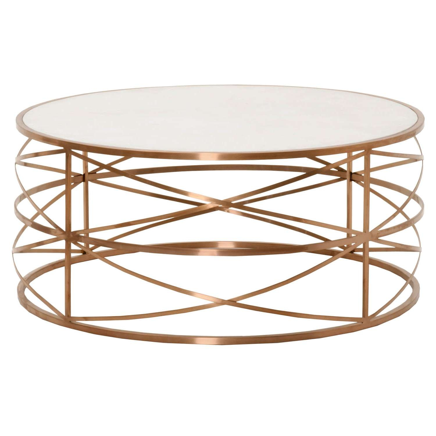 Arte Fina Furniture – Furniture, Decor With Most Up To Date Gold Round Coffee Table (Gallery 5 of 20)